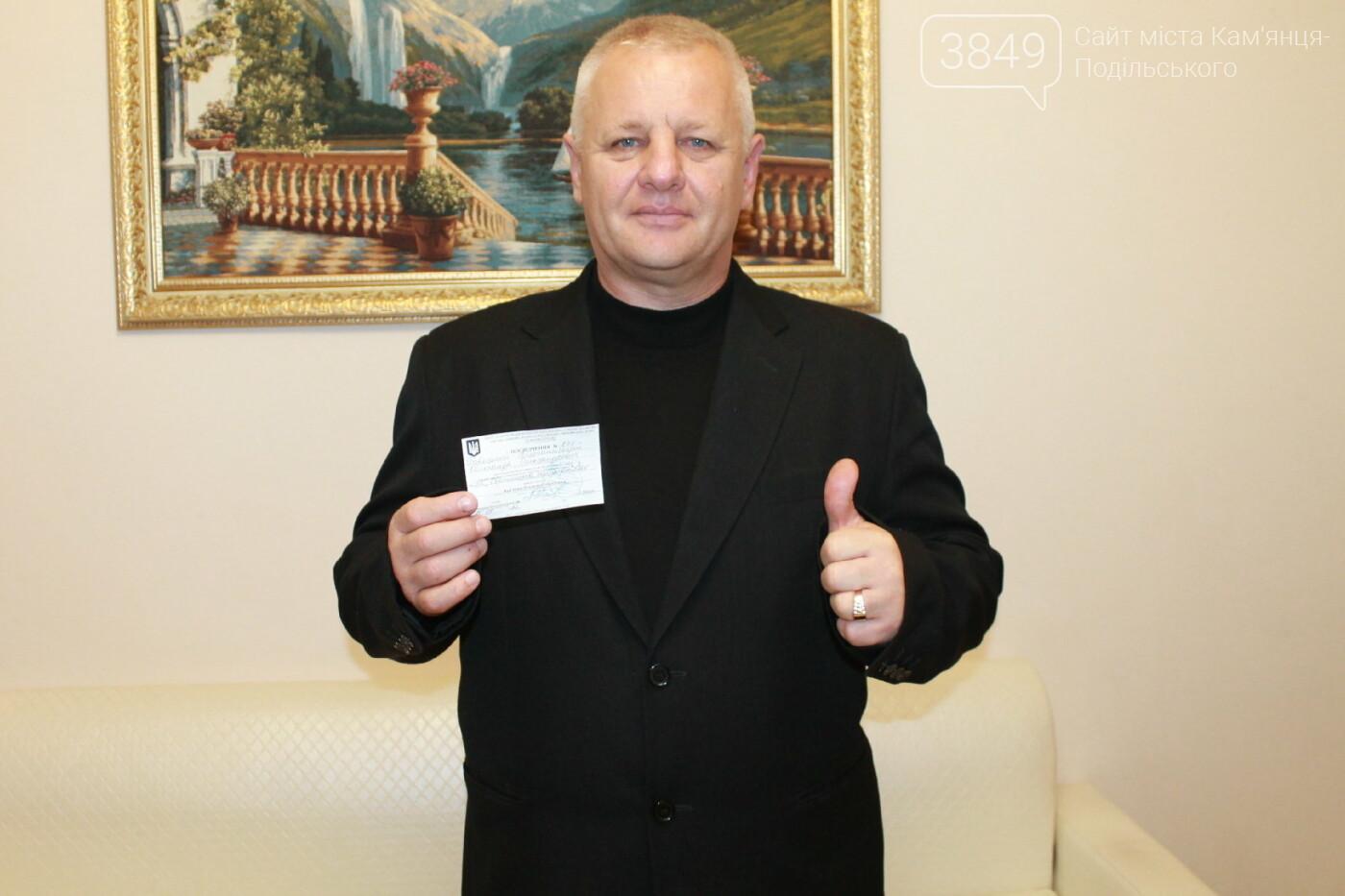 Олександр Борецький-Волошинський на шляху змін Кам'янця-Подільського, фото-7