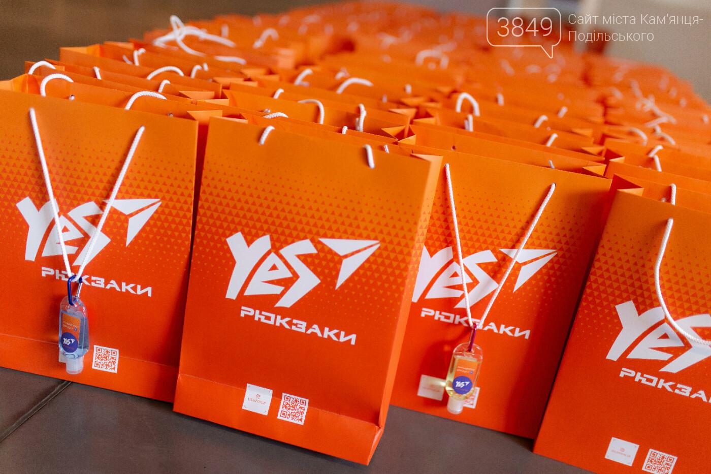 Рюкзаки YES влаштували перший в світі fashion-показ рюкзаків, фото-6