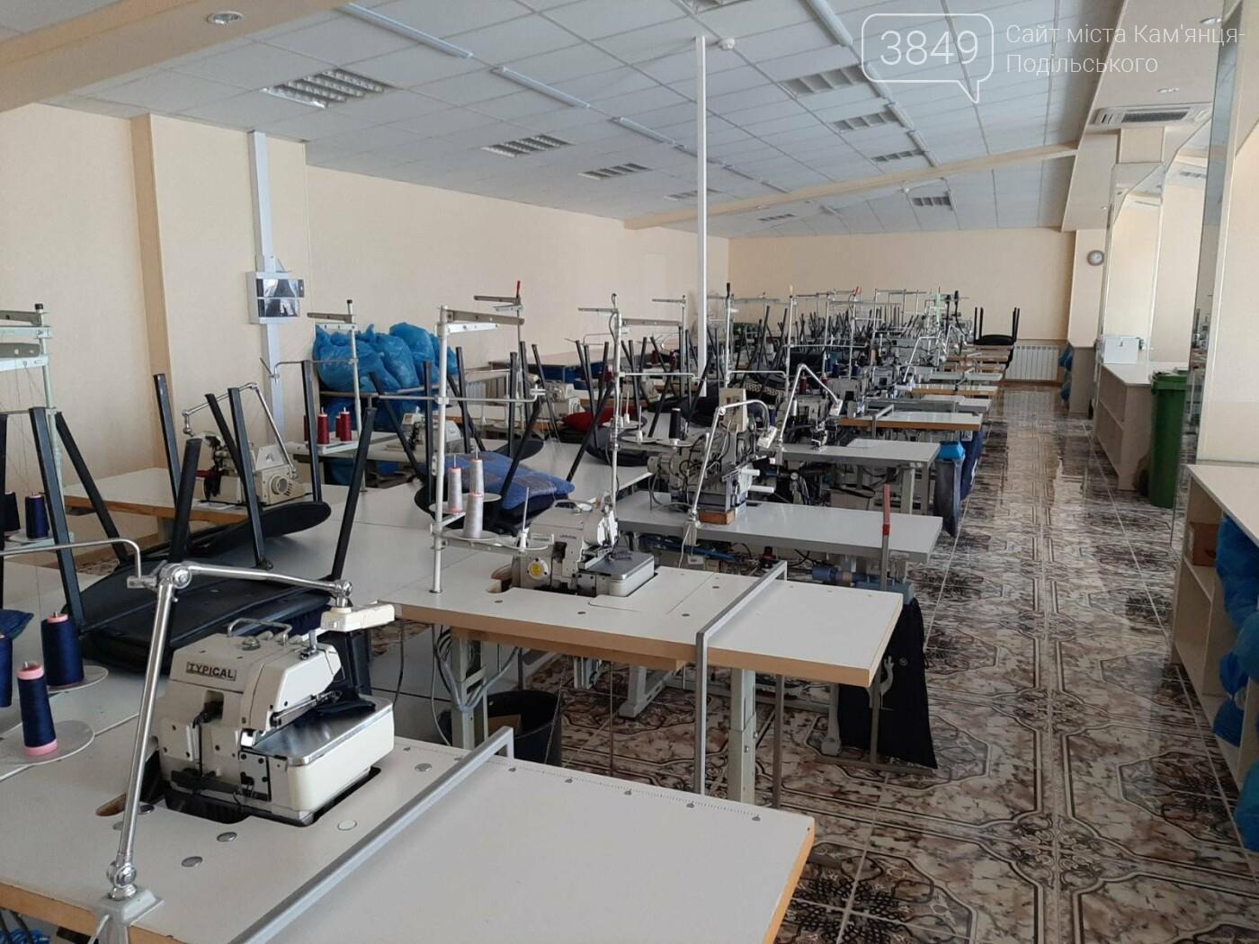 У Кам'янці-Подільському відкривається нова швейна лінія, фото-1