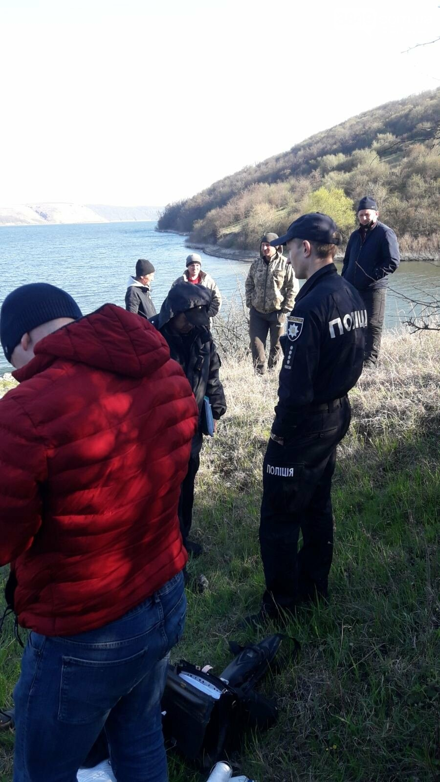 Жителя Кам'янеччини оштрафували за ловлю риби сіткою , фото-1