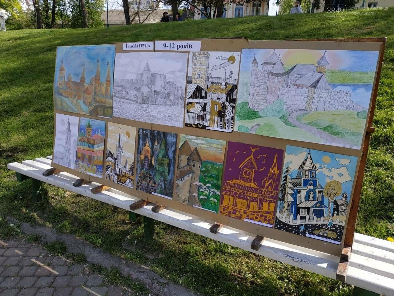 Виставка творів, Фото: Григорій Бонцю