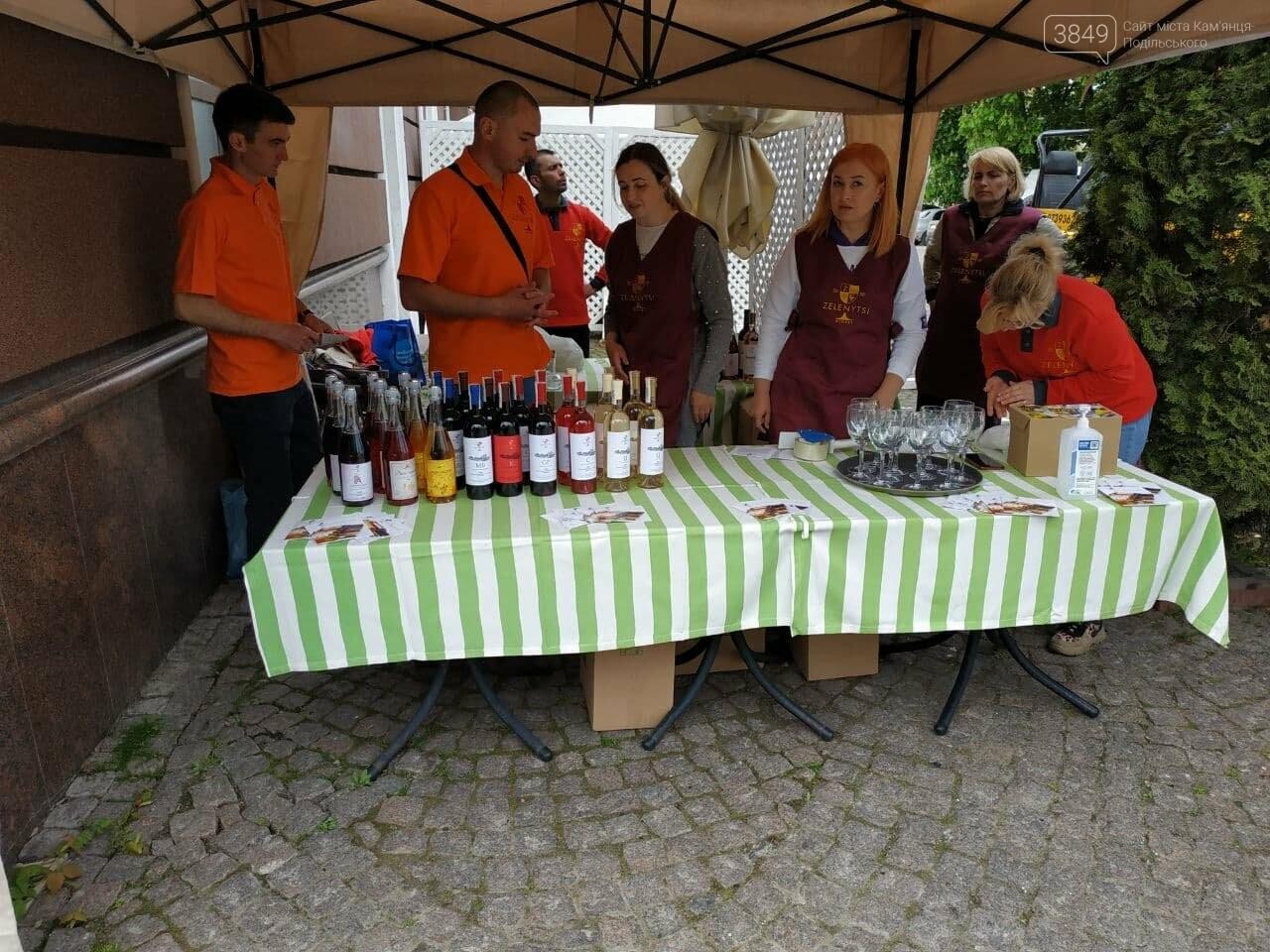 Крафтові сири та вина, Фото: Григорій Бонцю