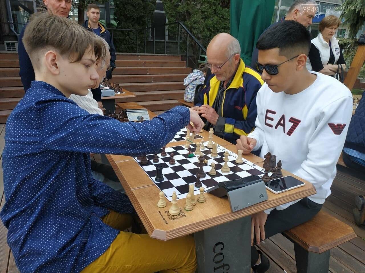 Чемпіонат з блискавичних шахів, Фото: Григорій Бонцю