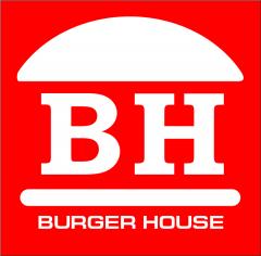 """Логотип - """"Burger house grill"""" - заклад швидкого харчування"""