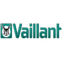 """Логотип - Салон """"Vaillant"""" - системи опалення, офіційний представник у Кам'янці-Подільському"""