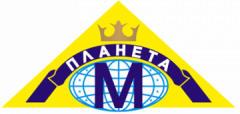 """Логотип - Центр меблевої фурнітури """"Планета-М"""" - матеріали та комплектуючі для корпусних меблів"""
