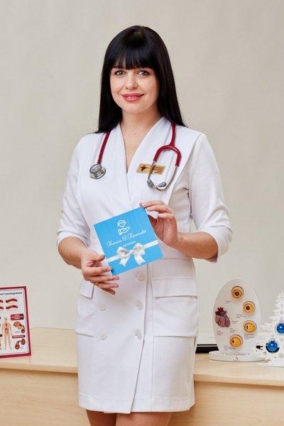 Прокопова Діана Іванівна, сімейний лікар