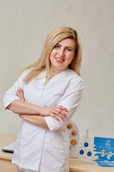 Палагнюк Лілія Володимирівна, косметолог