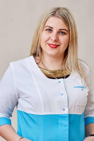 Семенюк Олена Іванівна, медична сестра