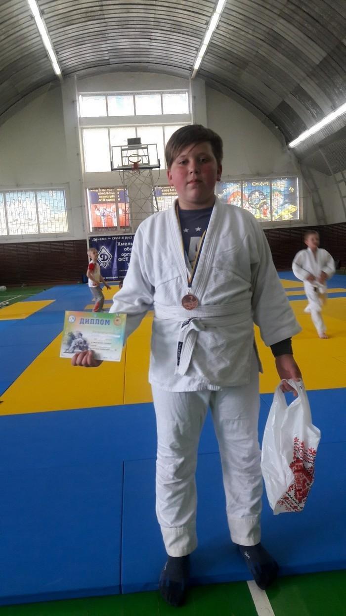 Чемпіонат з дзюдо присвячений Дню захисту дітей, фото-1