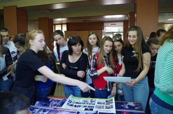 """Команда """"Об'єктив"""" - переможець півфіналу проекту """"Відкривай Україну"""" у Хмельницькій області, фото-2"""