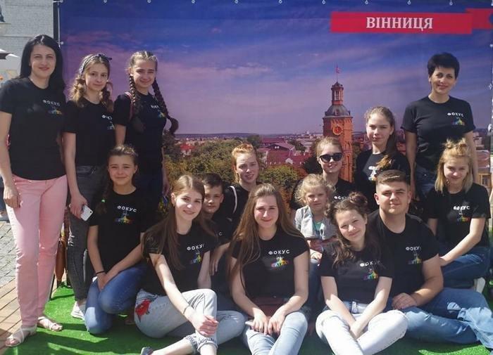 """Команда """"Об'єктив"""" - переможець півфіналу проекту """"Відкривай Україну"""" у Хмельницькій області, фото-3"""