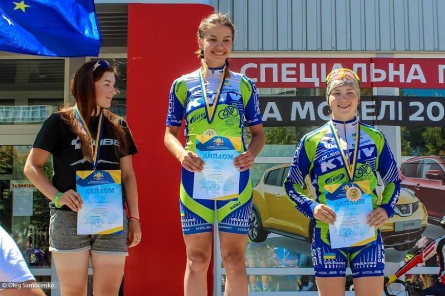 Велосипедисти привезли медалі з Кропивницького , фото-1