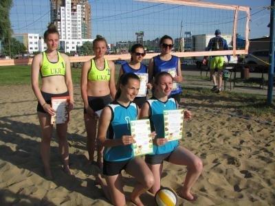 Першість на обласній Універсіаді з пляжного волейболу, фото-1