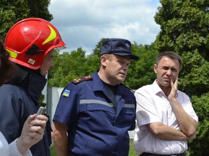 Автомобіль КрАЗ для кам'янецьких рятувальників, фото-2