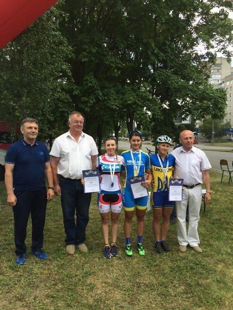 Здобутки на Всеукраїнській Універсіаді з велоспорту, фото-1