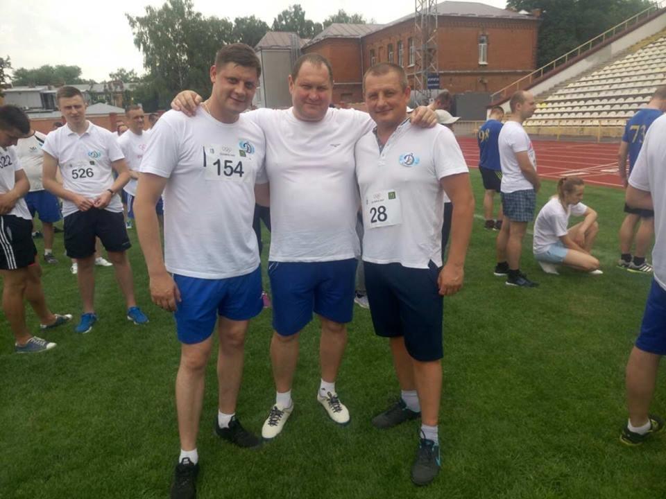 Бігали в Міжнародний олімпійський день, фото-1