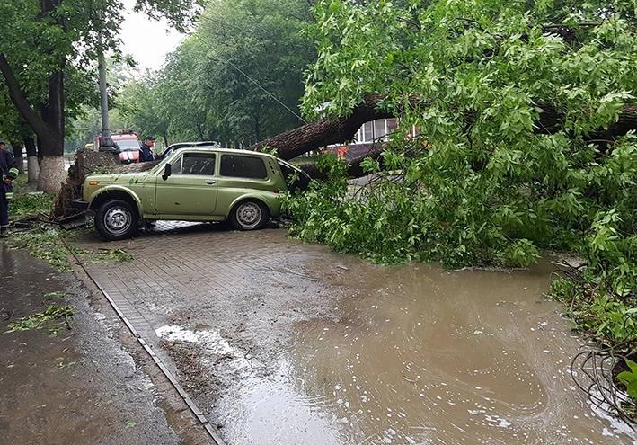 На території Хмельницької області знеструмлені 35 населених пунктів, фото-9