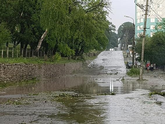 На території Хмельницької області знеструмлені 35 населених пунктів, фото-2
