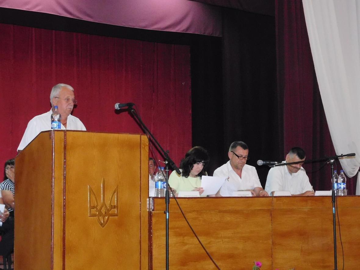 Відбулося засідання колегії районної державної адміністрації у с. Руда, фото-1