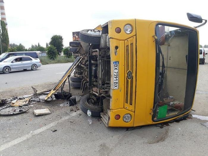 Дорожня аварія у Кам'янці, фото-2
