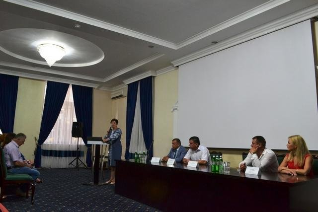Голова Держказначейства з робочим візитом у Кам'янці, фото-2