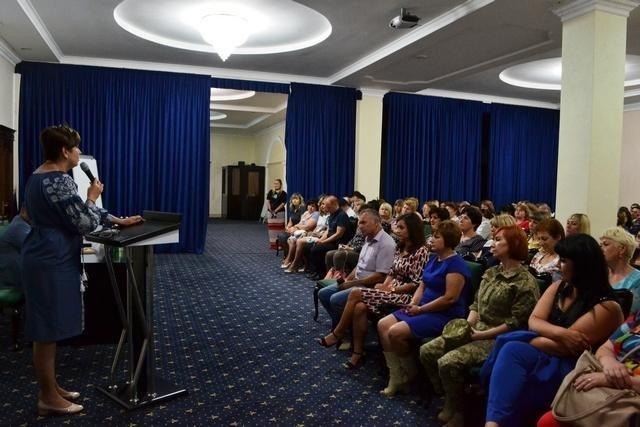 Голова Держказначейства з робочим візитом у Кам'янці, фото-1