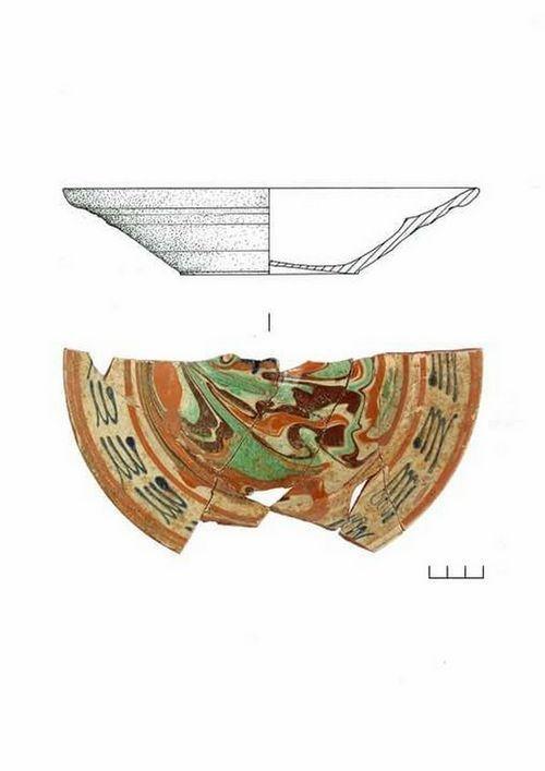 Археологи віднайшли залишки споруд Кам'янця XIV-XVII століть, фото-1