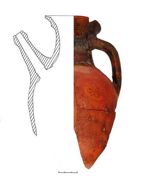 Археологи віднайшли залишки споруд Кам'янця XIV-XVII століть, фото-3