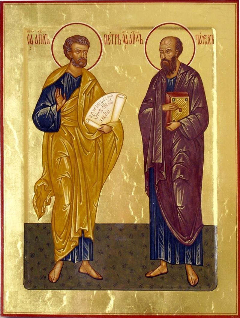 12 липня - День апостолів Петра і Павла, фото-1