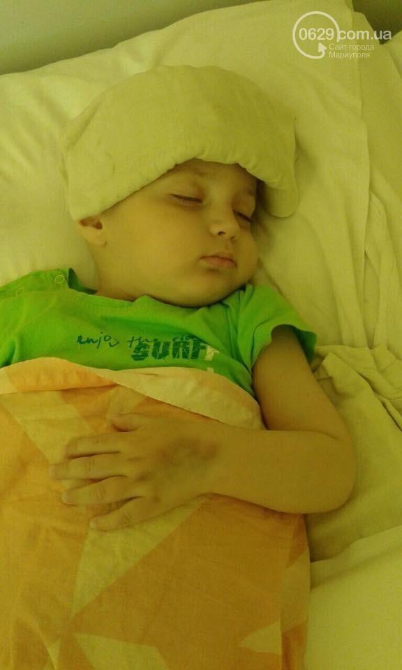 Дворічному Павлу Черненко терміново потрібна операція з пересадки кісткового мозку, фото-2