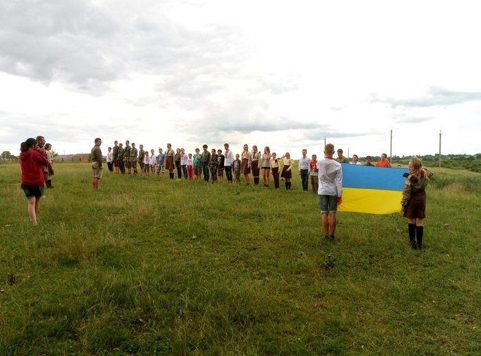 Кам'янецькі пластуни повернулись з літнього таборування, фото-3