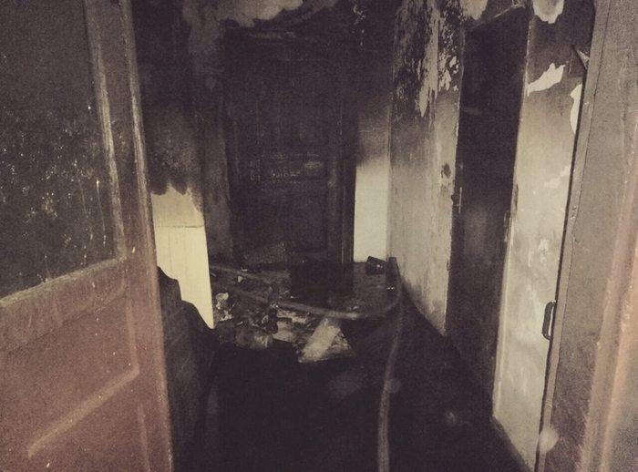 У Кам`янці унаслідок короткого замикання горів житловий будинок, фото-2