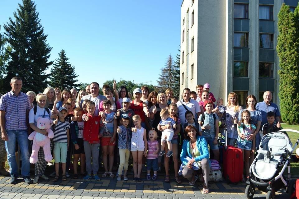 У Кам`янець із відпочинку у Польщі повернулися діти з родин учасників АТО, фото-2