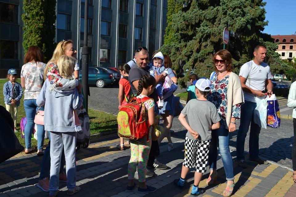 У Кам`янець із відпочинку у Польщі повернулися діти з родин учасників АТО, фото-3