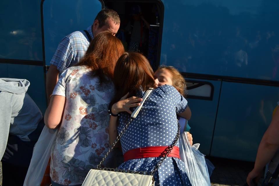 У Кам`янець із відпочинку у Польщі повернулися діти з родин учасників АТО, фото-4