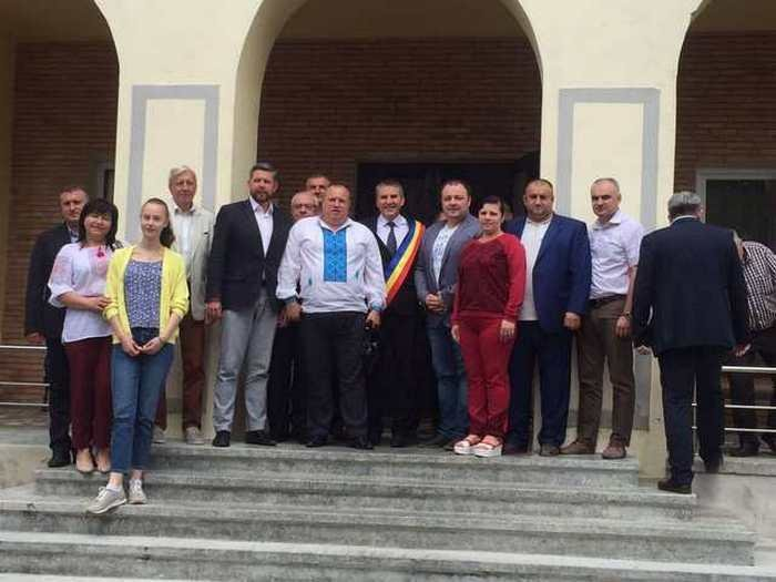 Румунію відвідала делегація із Кам'янця, фото-2