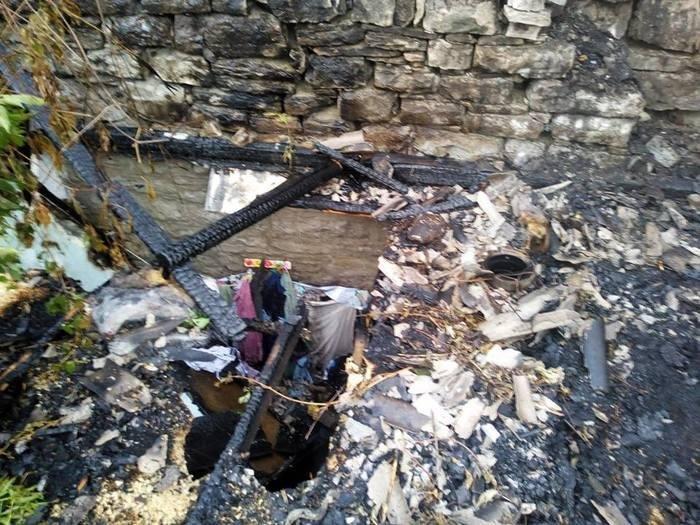 Рятувальники ліквідували пожежу у Кам`янці, фото-3