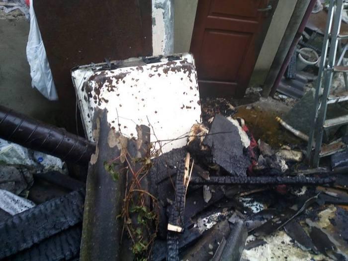 Рятувальники ліквідували пожежу у Кам`янці, фото-4