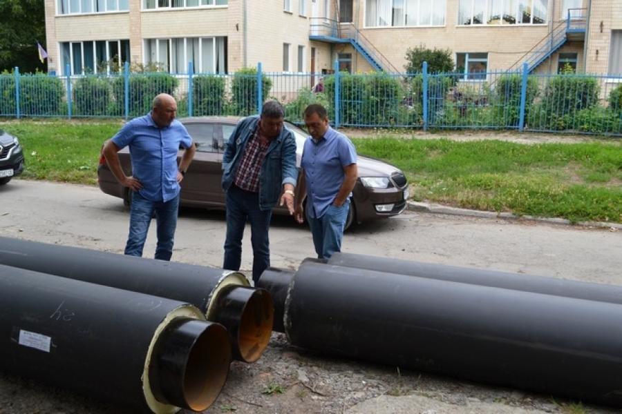 На вулиці Тімірязєва продовжують реконструювати тепломережі, фото-2