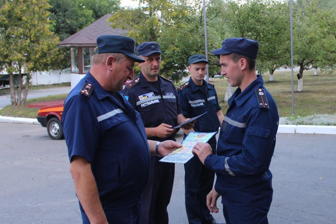 Рятувальники Хмельницької області змагалися за звання кращого начальника караулу, фото-3