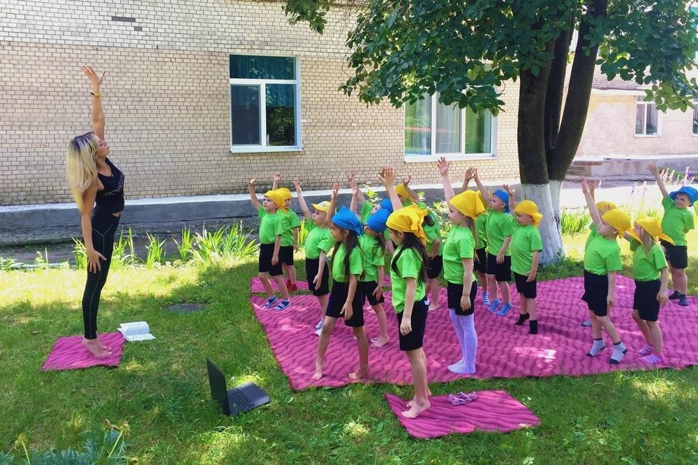 Дошкільнята вчилися медитувати, фото-1