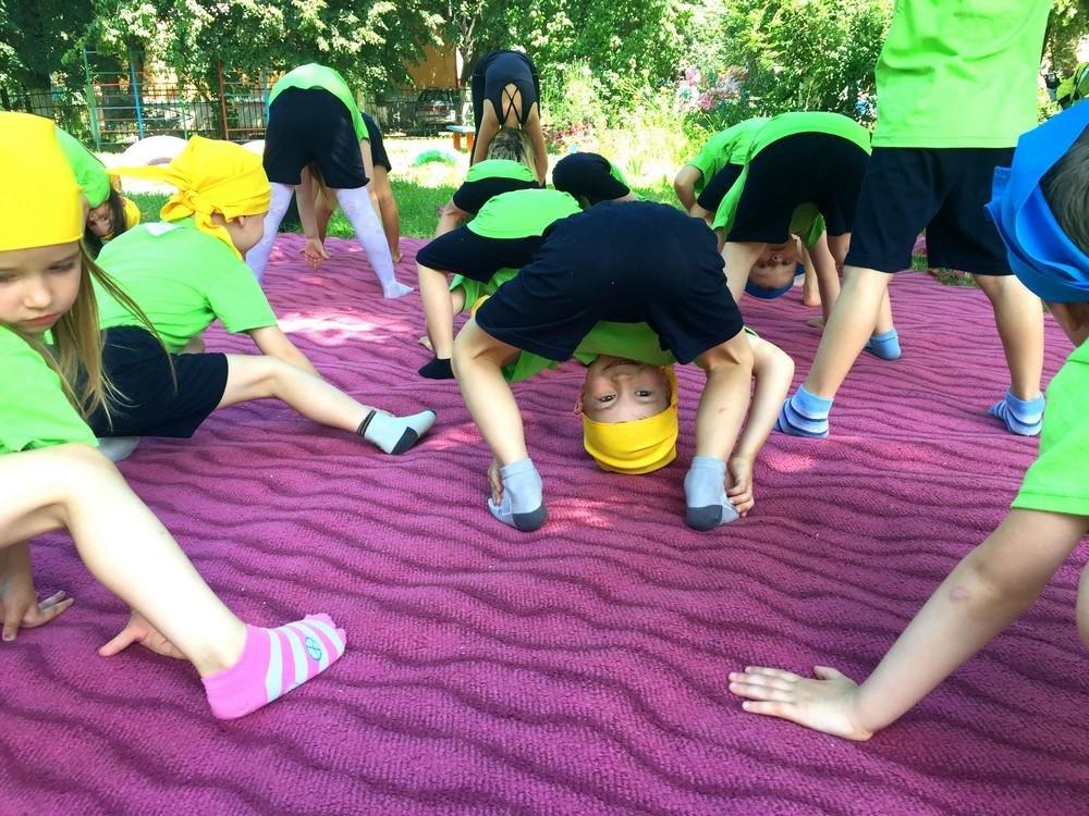 Дошкільнята вчилися медитувати, фото-2