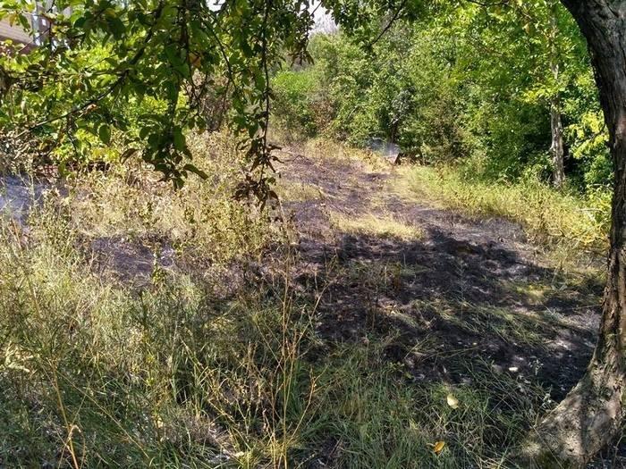 На Кам`янеччині сигарета стала причиною пожежі, фото-1