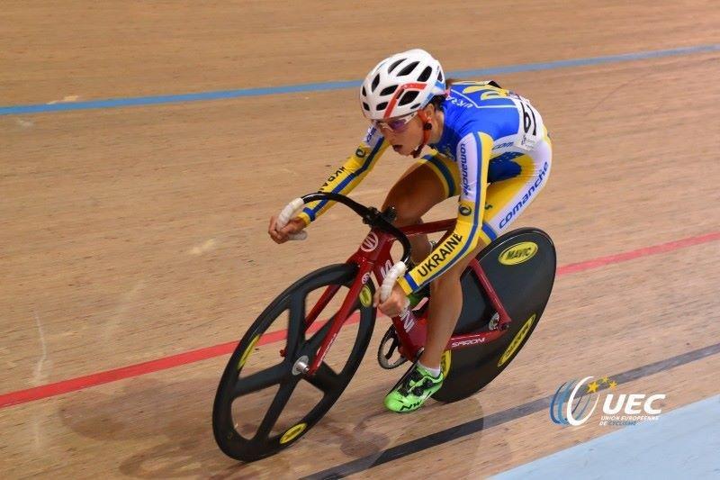 Першість у Європі на змаганнях з велоспорту, фото-2