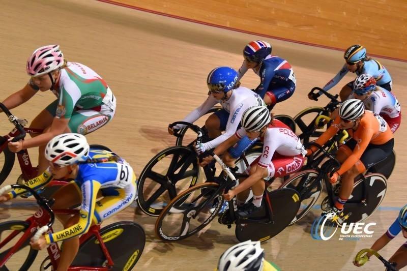 Першість у Європі на змаганнях з велоспорту, фото-3