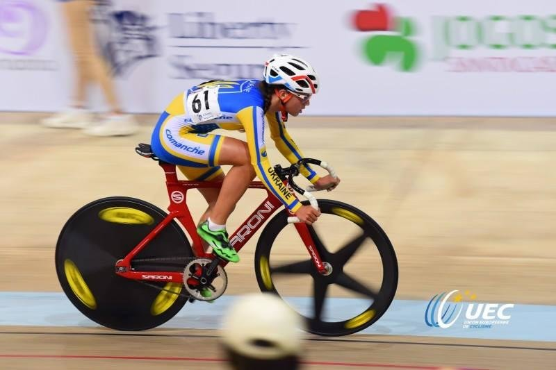 Першість у Європі на змаганнях з велоспорту, фото-4