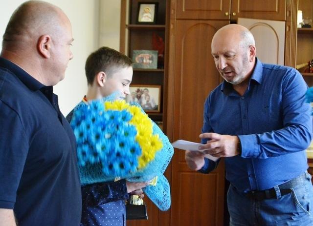 Чемпіон Європи з боксу повернувся до рідного Кам`янця, фото-2