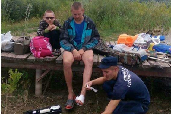 На річці Дністер водолазами-рятувальниками врятовано 4 людини, фото-1