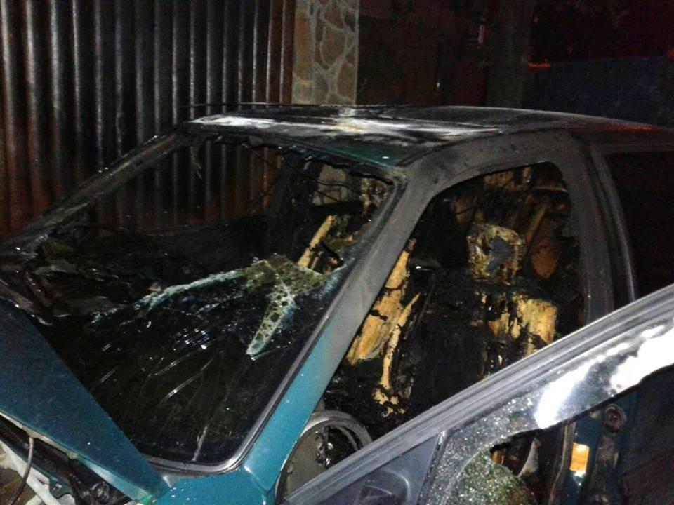 Вночі рятувальники ліквідували пожежу автомобіля, фото-2